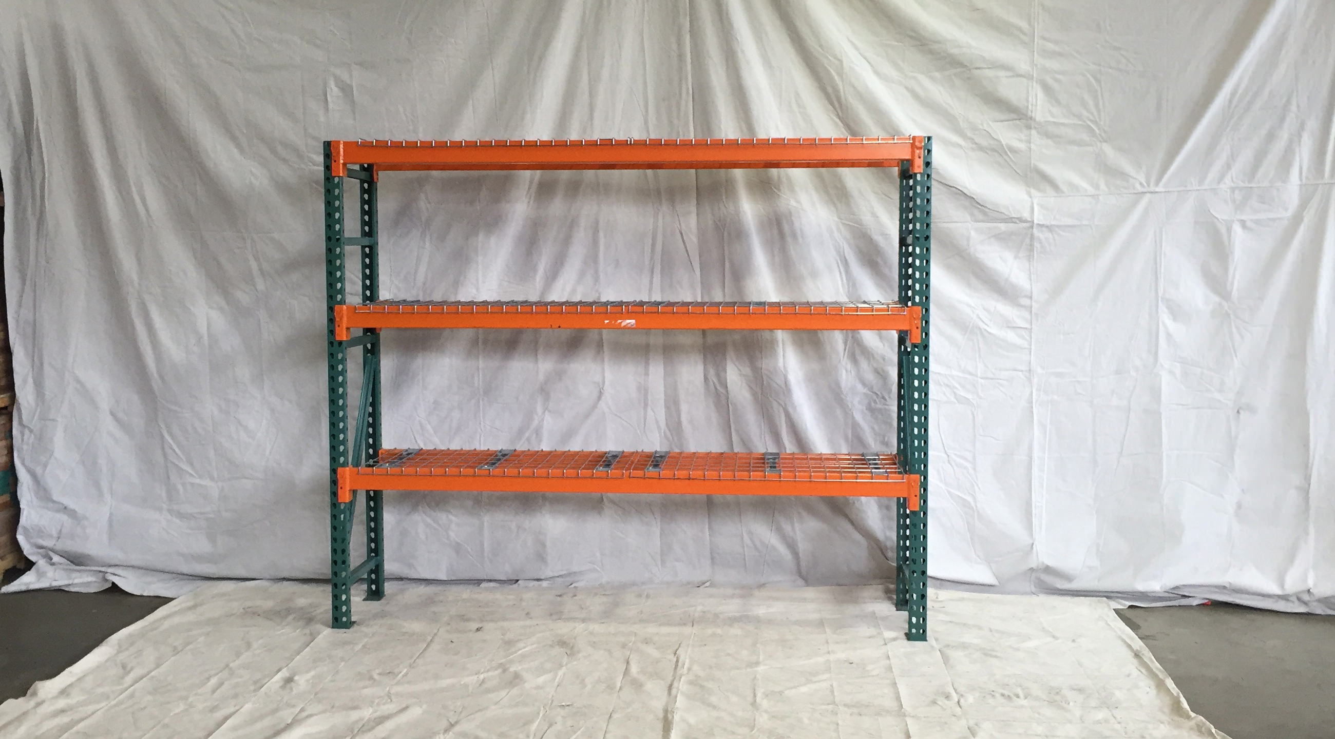 store starter unit d rack products palletrack heavy modern x nobasetier pallet h duty